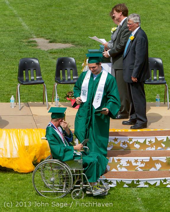 3060 Vashon Island High School Graduation 2013 061513