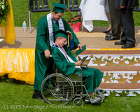 3062 Vashon Island High School Graduation 2013 061513