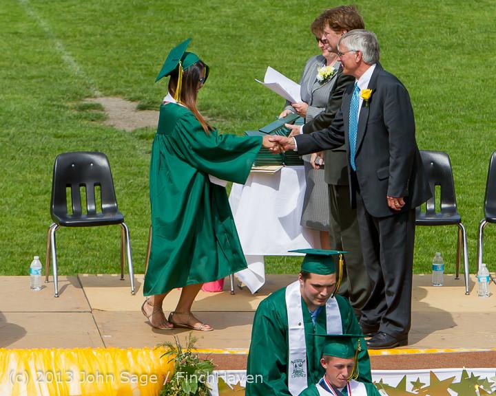 3066 Vashon Island High School Graduation 2013 061513