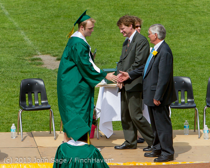 3070 Vashon Island High School Graduation 2013 061513