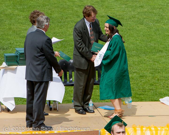 3076 Vashon Island High School Graduation 2013 061513