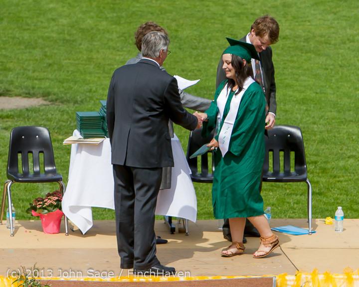 3078 Vashon Island High School Graduation 2013 061513