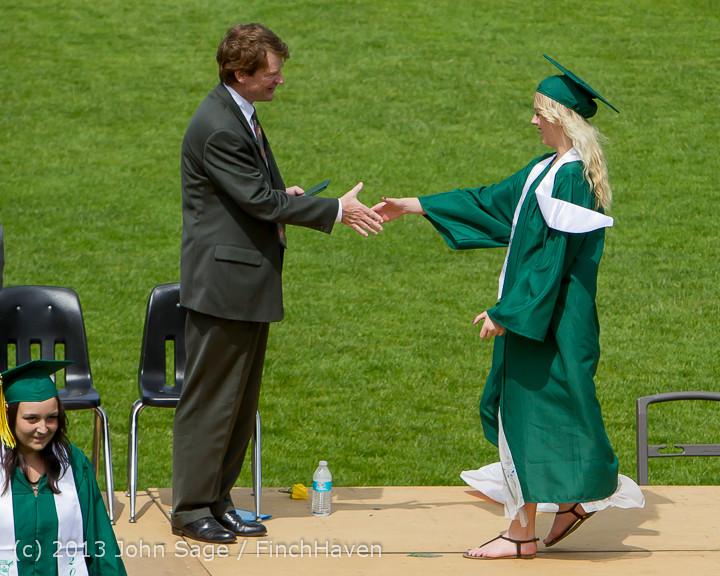 3079 Vashon Island High School Graduation 2013 061513
