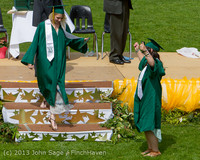 3084 Vashon Island High School Graduation 2013 061513