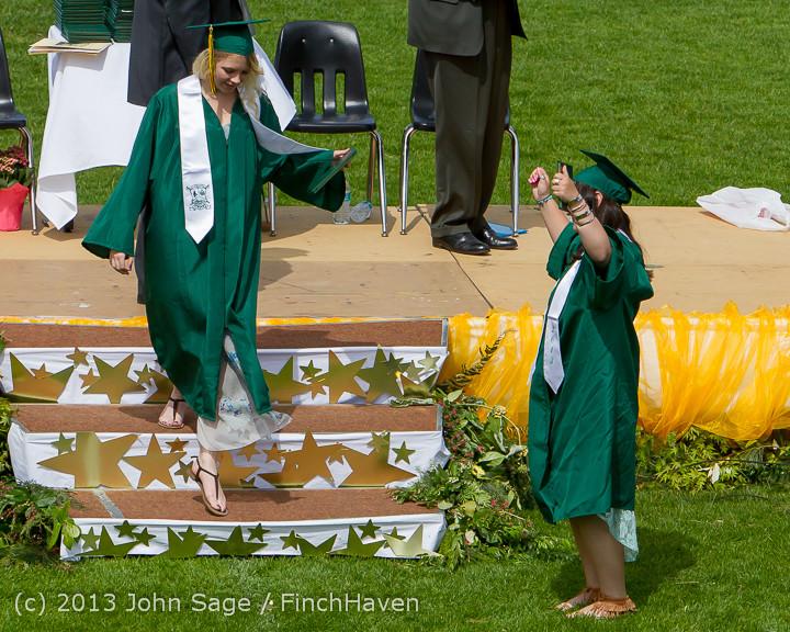 3084 Vashon Island High School Graduation 2013 061513