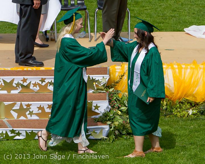 3086 Vashon Island High School Graduation 2013 061513