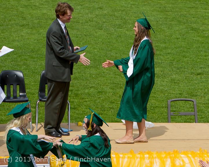 3088 Vashon Island High School Graduation 2013 061513