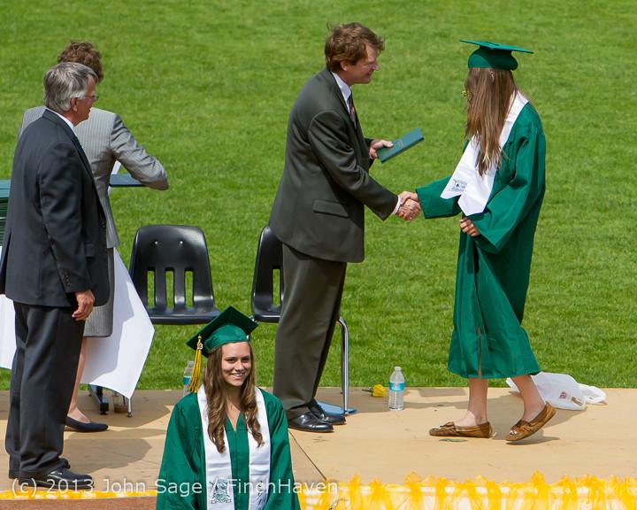 3095 Vashon Island High School Graduation 2013 061513