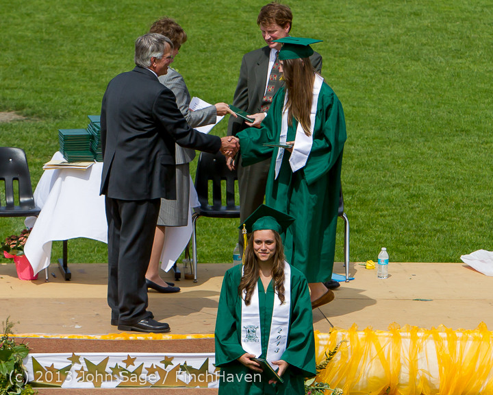 3097 Vashon Island High School Graduation 2013 061513