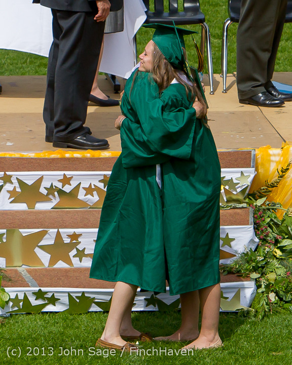 3099 Vashon Island High School Graduation 2013 061513
