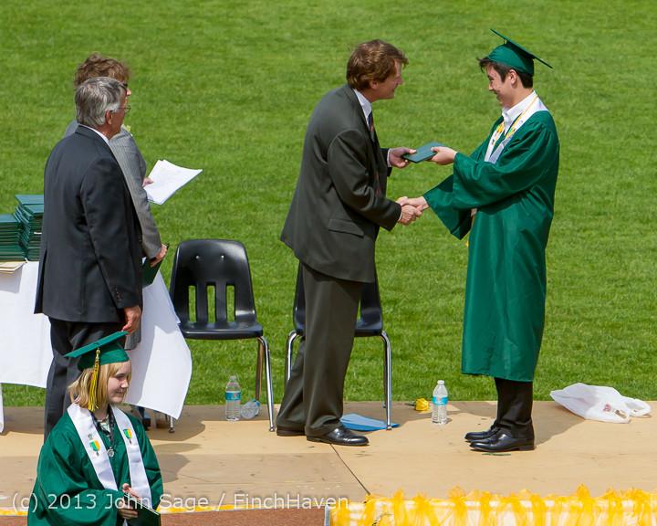 3107 Vashon Island High School Graduation 2013 061513