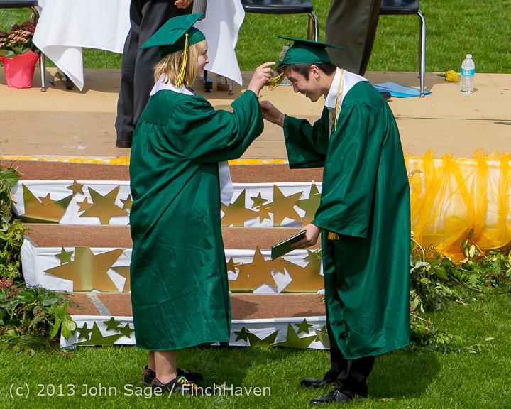 3112 Vashon Island High School Graduation 2013 061513