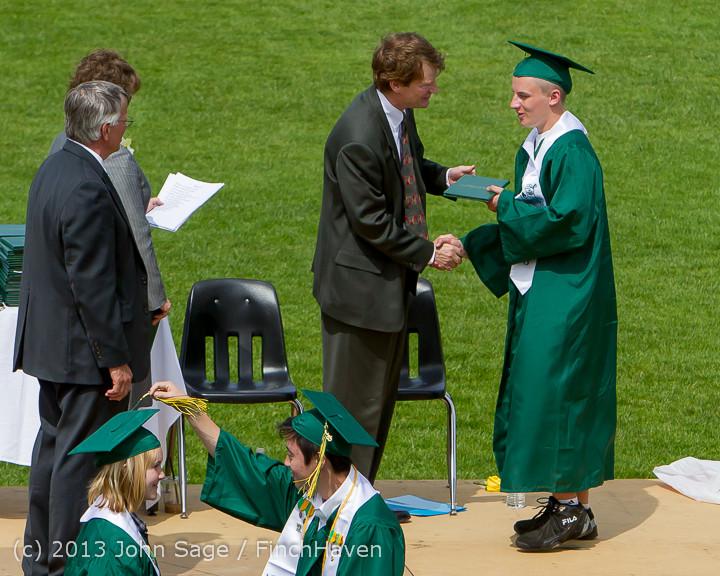 3115 Vashon Island High School Graduation 2013 061513