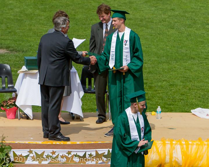 3120 Vashon Island High School Graduation 2013 061513