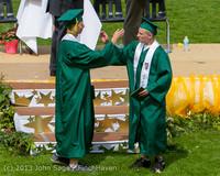3122 Vashon Island High School Graduation 2013 061513