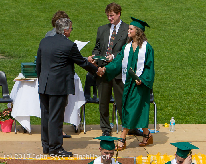 3127 Vashon Island High School Graduation 2013 061513