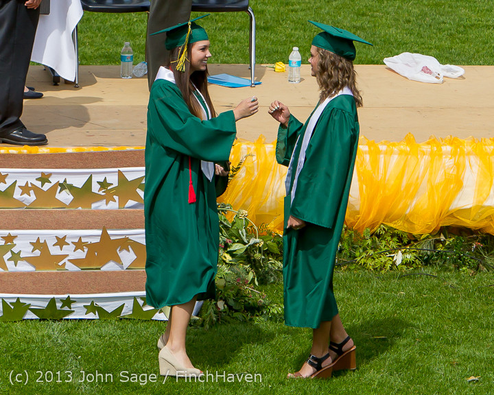 3133 Vashon Island High School Graduation 2013 061513