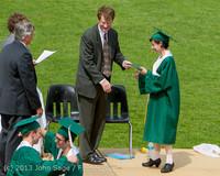 3147 Vashon Island High School Graduation 2013 061513