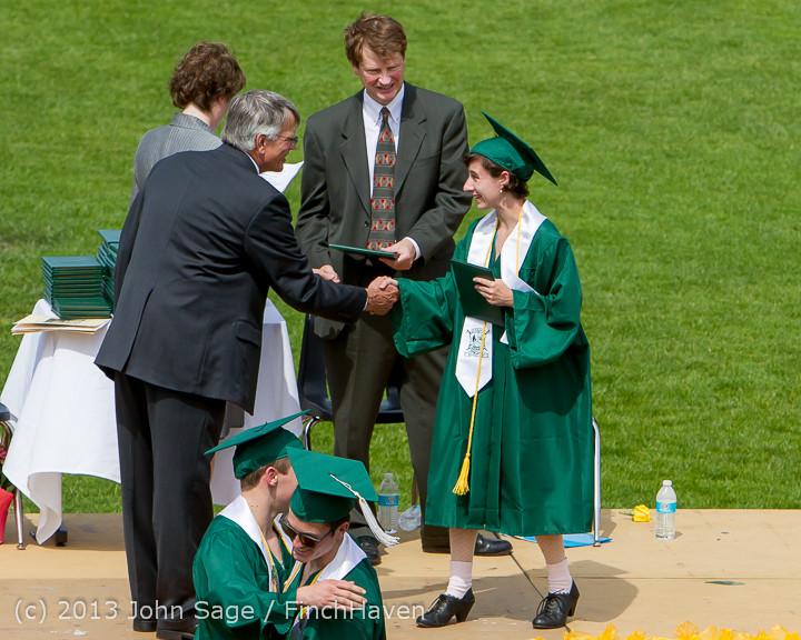 3148 Vashon Island High School Graduation 2013 061513