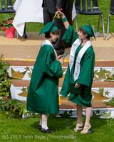 3157 Vashon Island High School Graduation 2013 061513