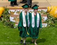 3158 Vashon Island High School Graduation 2013 061513