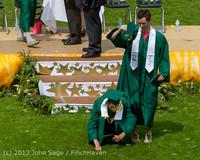3168 Vashon Island High School Graduation 2013 061513
