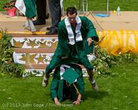 3169 Vashon Island High School Graduation 2013 061513