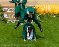 3172 Vashon Island High School Graduation 2013 061513
