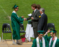 3174-b Vashon Island High School Graduation 2013 061513