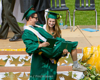 3182 Vashon Island High School Graduation 2013 061513