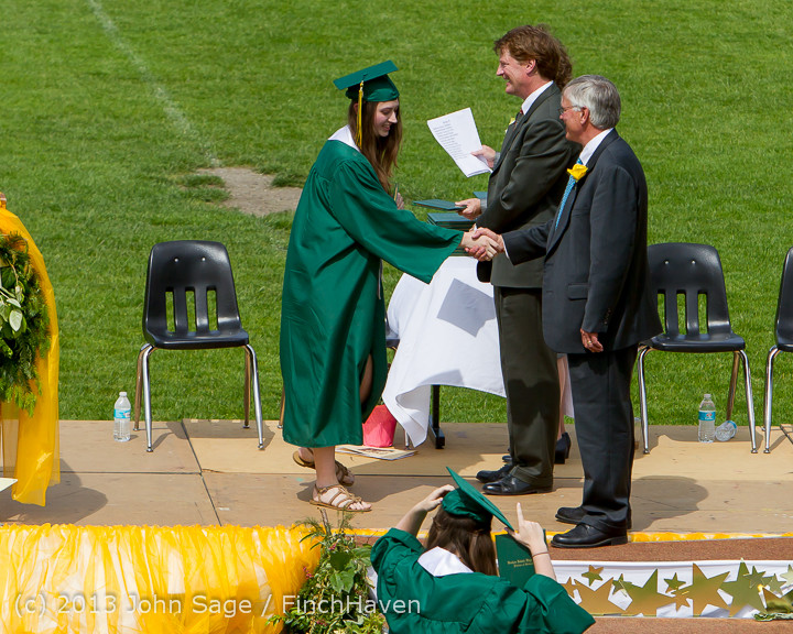 3196 Vashon Island High School Graduation 2013 061513