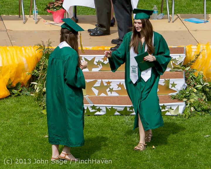 3197 Vashon Island High School Graduation 2013 061513