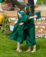 3198 Vashon Island High School Graduation 2013 061513