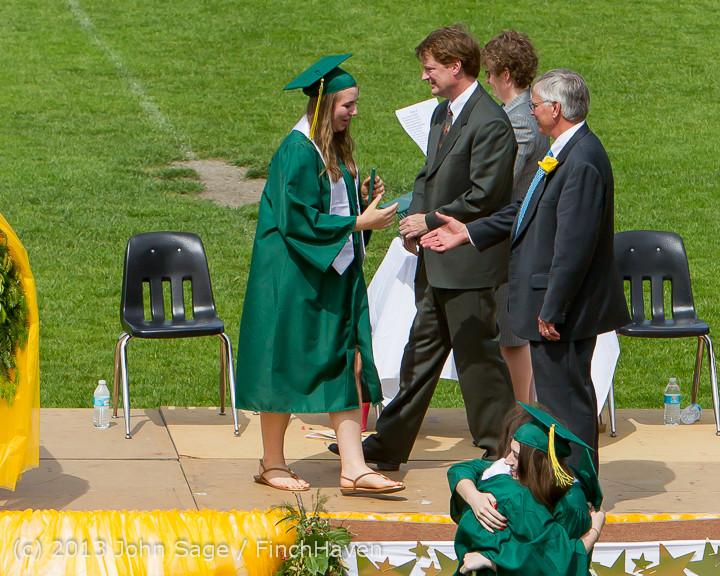 3206 Vashon Island High School Graduation 2013 061513
