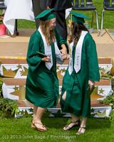 3217 Vashon Island High School Graduation 2013 061513