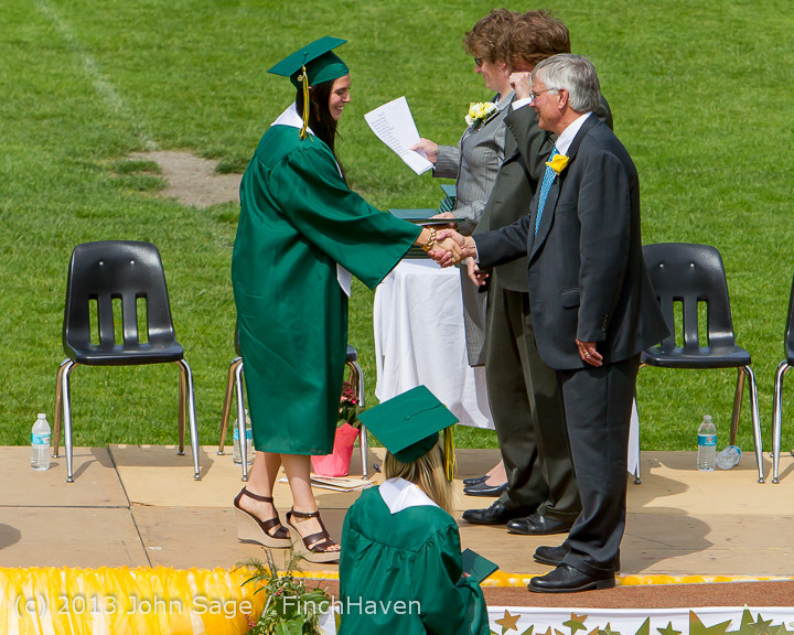 3232 Vashon Island High School Graduation 2013 061513