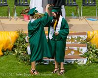 3233 Vashon Island High School Graduation 2013 061513
