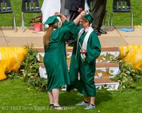 3240 Vashon Island High School Graduation 2013 061513