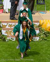 3249 Vashon Island High School Graduation 2013 061513