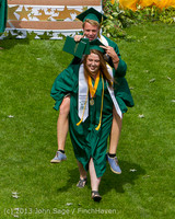 3255 Vashon Island High School Graduation 2013 061513