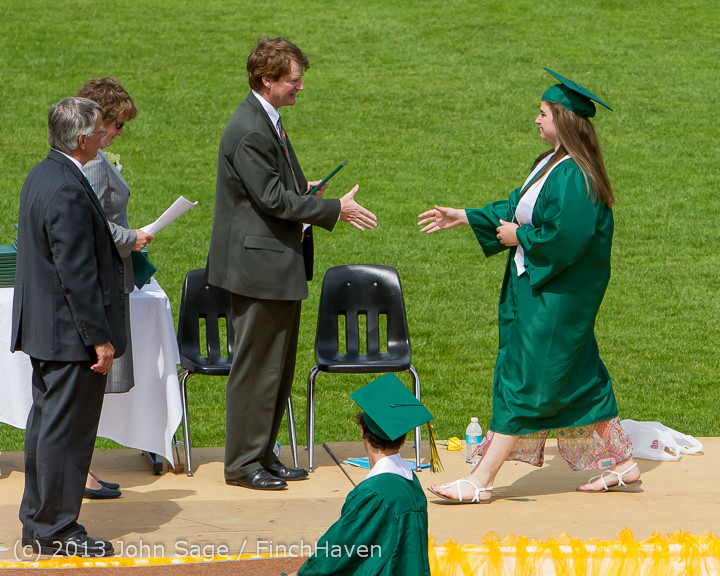 3263 Vashon Island High School Graduation 2013 061513