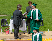 3269 Vashon Island High School Graduation 2013 061513