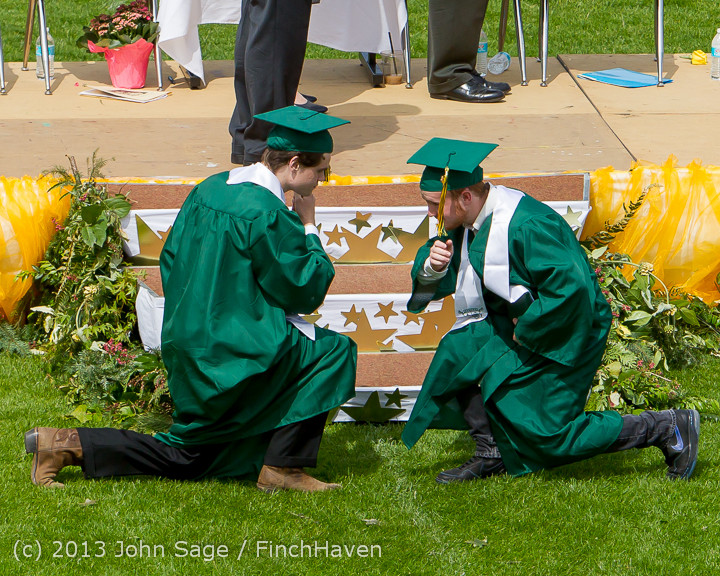 3271 Vashon Island High School Graduation 2013 061513