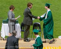 3282 Vashon Island High School Graduation 2013 061513