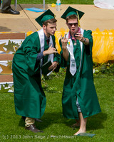 3304 Vashon Island High School Graduation 2013 061513