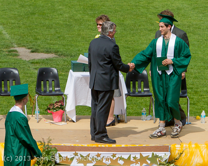 3309 Vashon Island High School Graduation 2013 061513