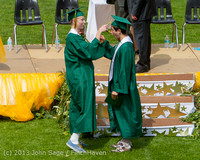 3310 Vashon Island High School Graduation 2013 061513