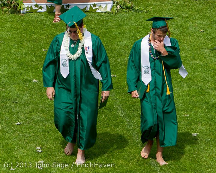 3319 Vashon Island High School Graduation 2013 061513