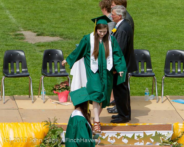 3321 Vashon Island High School Graduation 2013 061513