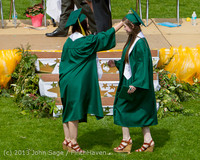 3322 Vashon Island High School Graduation 2013 061513